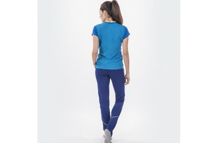 Поло женское синее Joma TERRA II