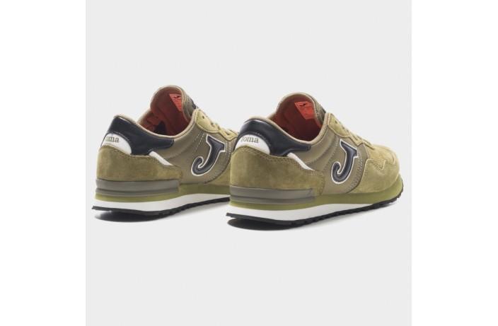 Кроссовки прогулочные зеленые Joma