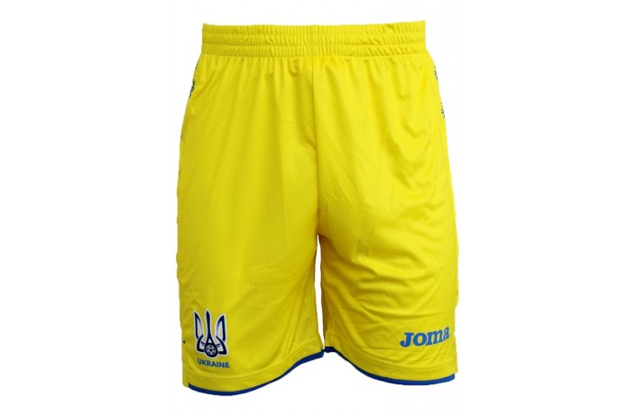 Шорты желтые Joma сборной Украины