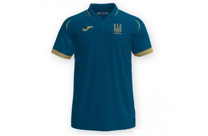 Поло синее Joma сборной Украины