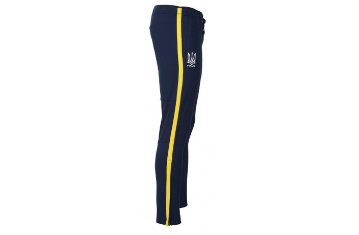Штаны спортивные синие Joma сборной Украины