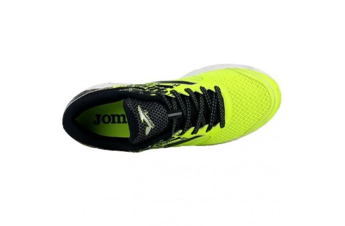 Кроссовки спортивные (для бега) желто-черные Joma VICTORY