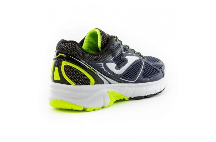 Кроссовки спортивные (для бега) сине-желтые Joma VITALY