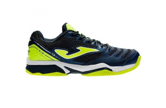 Кроссовки теннисные сине-желтые Joma SET