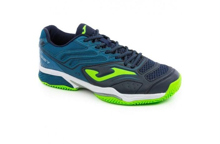 Кроссовки теннисные синие Joma SET