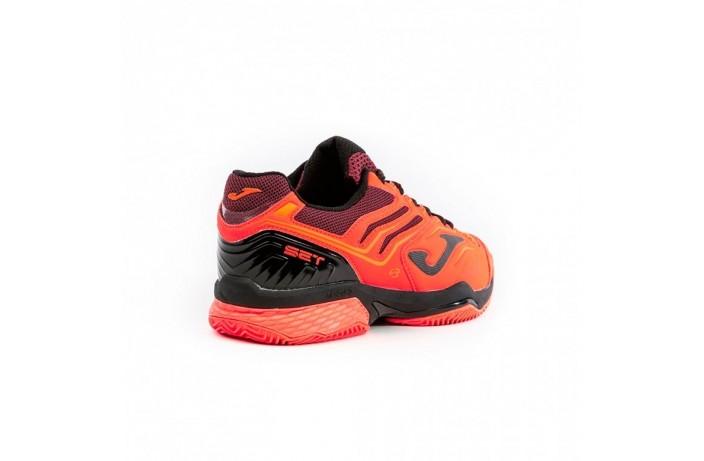 Кроссовки теннисные оранжевые Joma SET