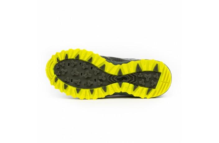 Кроссовки черно-желтые Joma SIERRA