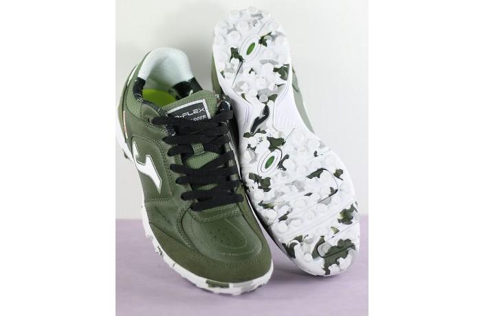 Сороконожки (шиповки, многошиповки) т.зеленые Joma TOP FLEX
