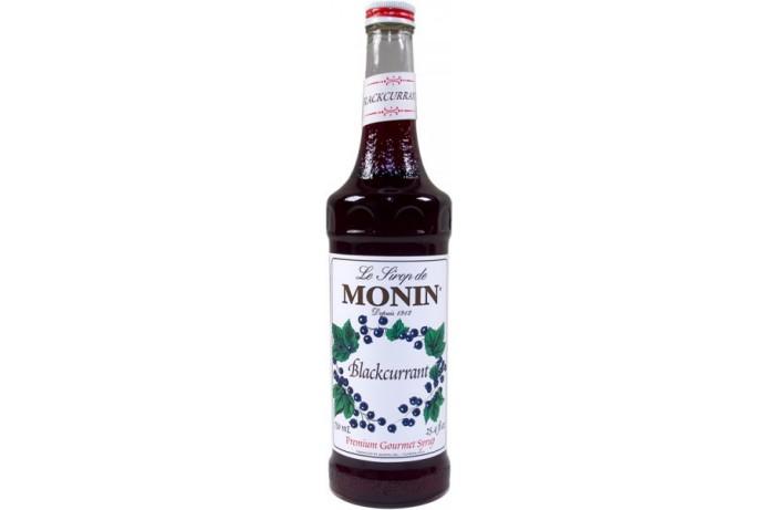 Сироп для кофе MONIN Черная смородина 1л