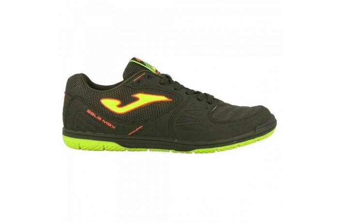 Обувь для зала (футзалки, бампы) черные Joma SALA MAX