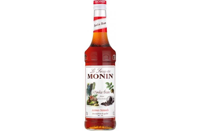 Сироп для кофе Монин Тонка боби 0,7л