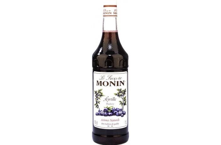 Сироп для кофе MONIN Черника 0,7л
