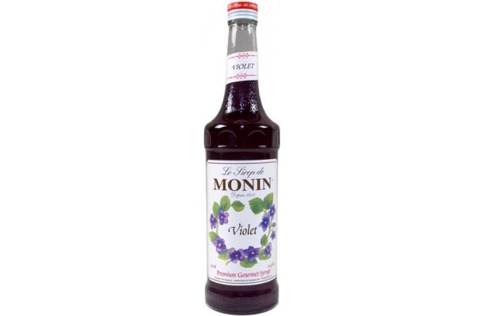 Сироп для кофе MONIN Фиалка 0,7л