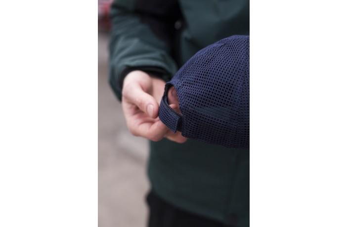 Мужская кепка (сетка нави)