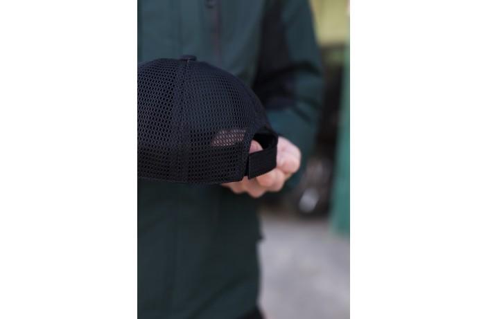 Мужская кепка (сетка черная)