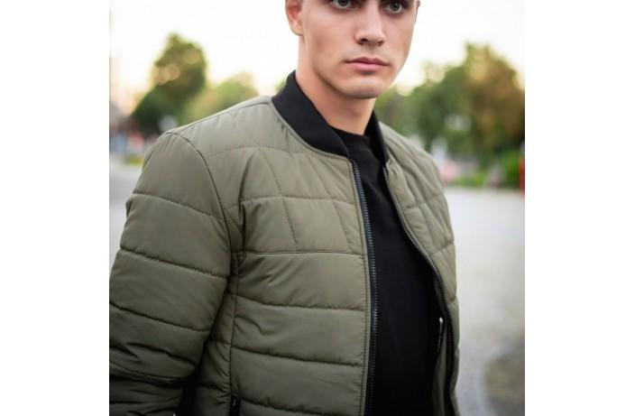Мужская куртка Povezlo (хаки)