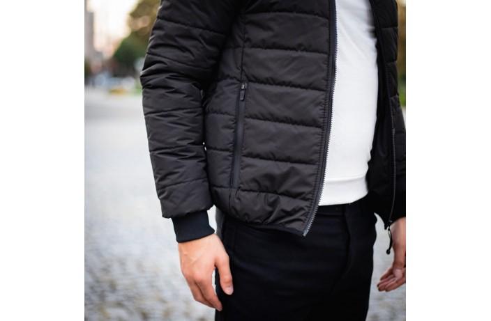Мужская куртка Povezlo (черная)