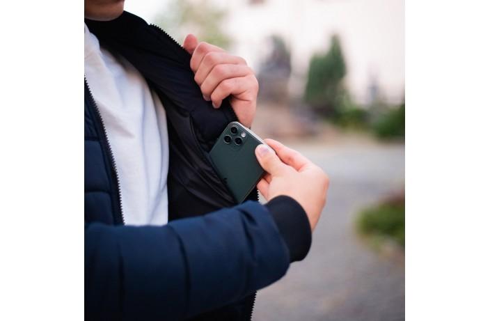 Мужская куртка Povezlo (синяя)