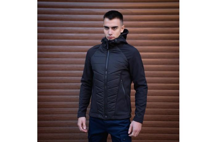 Мужская куртка Rafael (черная)