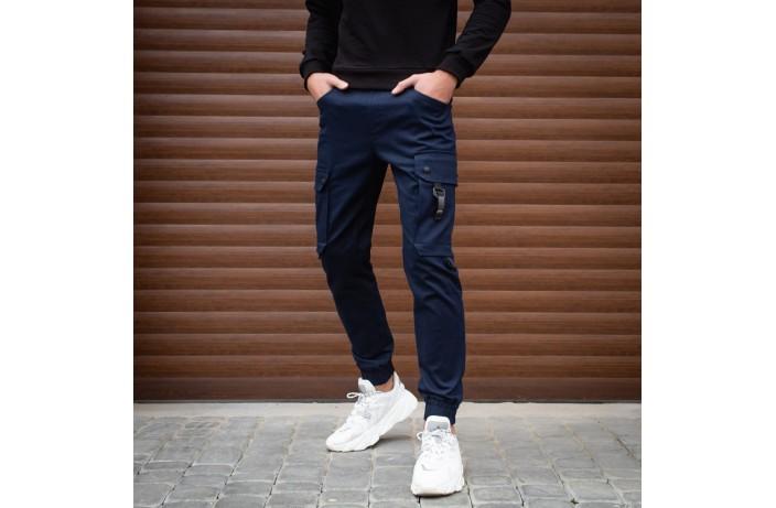 Мужские штаны Everest (синие)