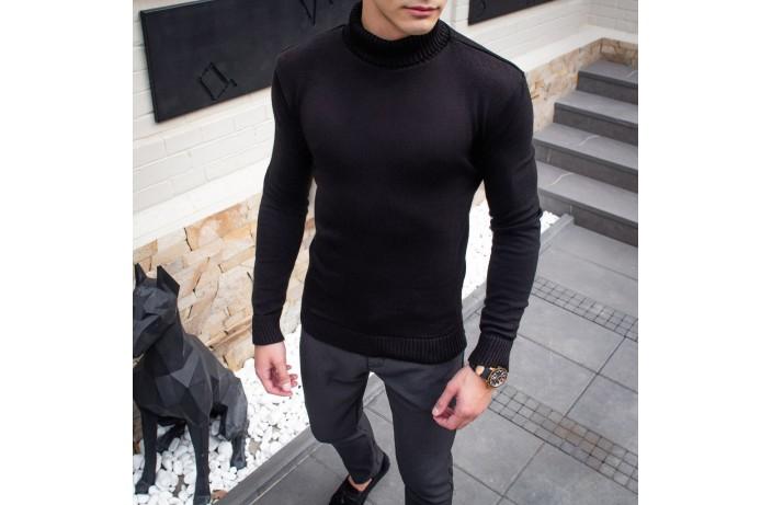 Мужской свитер Axelrod (черный)