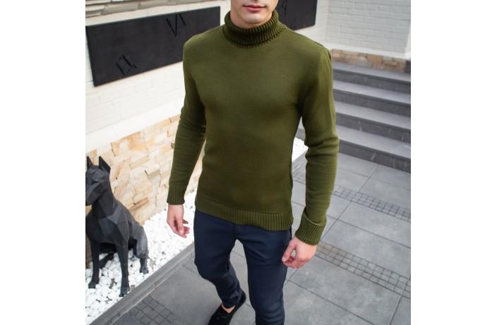 Мужской свитер Axelrod (хаки)