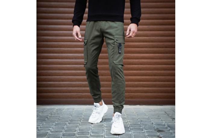 Мужские штаны Everest (хаки)