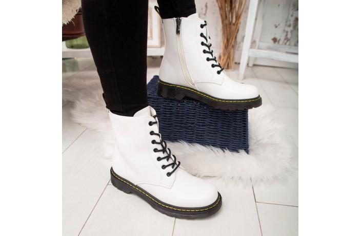Женские ботинки Стилли  Эир Вейт (белые)