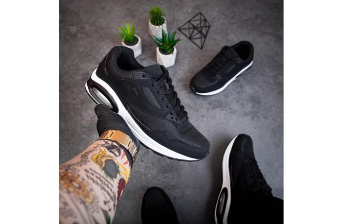 Мужские кроссовки Ривал 87 (черные)
