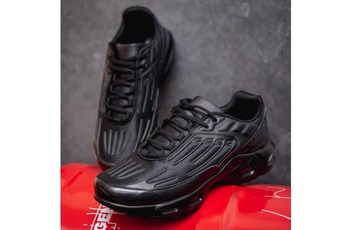 Мужские кроссовки Ривал Билл ТН (черные)