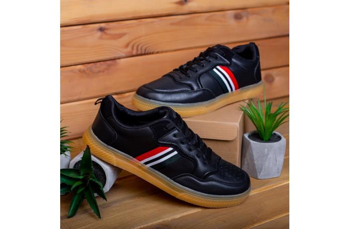 Мужские кроссовки Ситао Форс (черные)