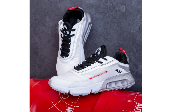 Мужские кроссовки Дифено 90 Зеро (белые)