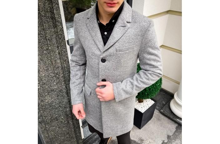 Мужское пальто Batya2 (серое)