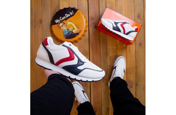 Мужские кроссовки Гилиполос (белые)