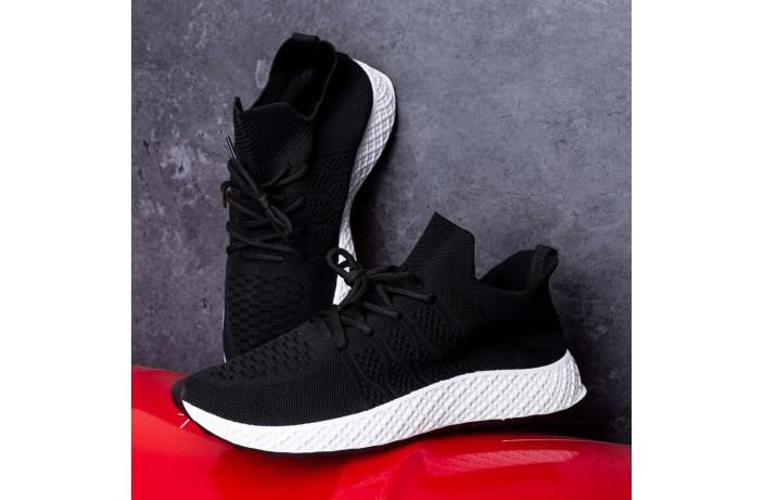 Мужские кроссовки Шовел ЛБ (черные)