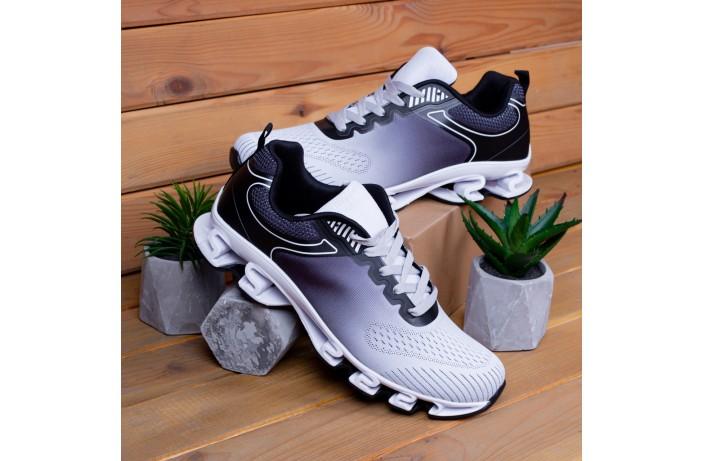 Мужские кроссовки  Дифено Пента ОФФ (черно-белые)