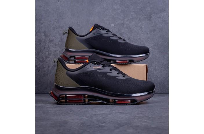 Мужские кроссовки Дифено Рейдж (черно-хаки)