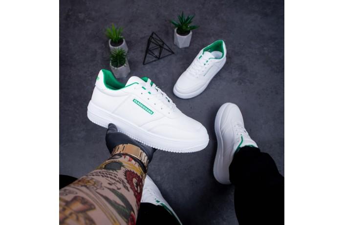 Мужские кроссовки Идеал классик (белые)