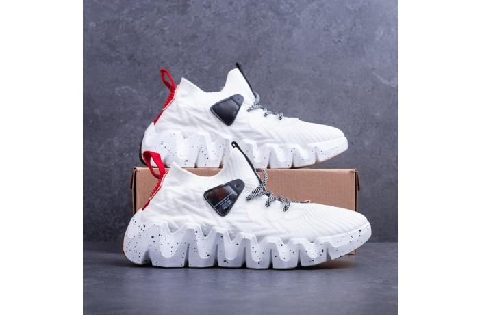 Мужские кроссовки Дифено Фешн Пионер (белые)