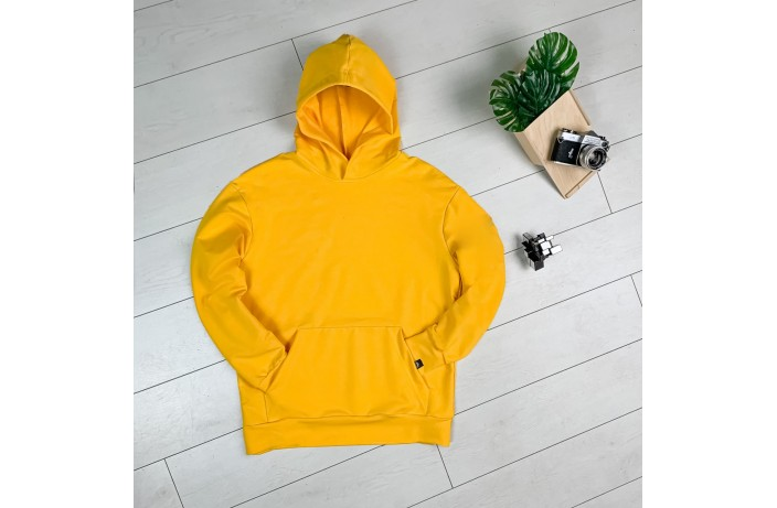 Мужское худи '97' (оранжевое)