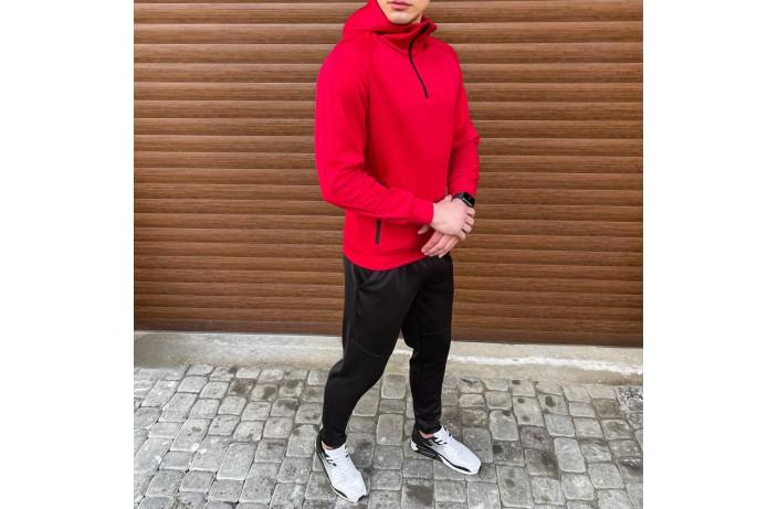 Мужская кофта-олимпийка Green (красная)