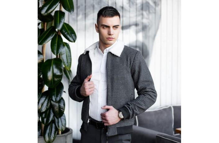 Мужская куртка St.Tropez (серая)