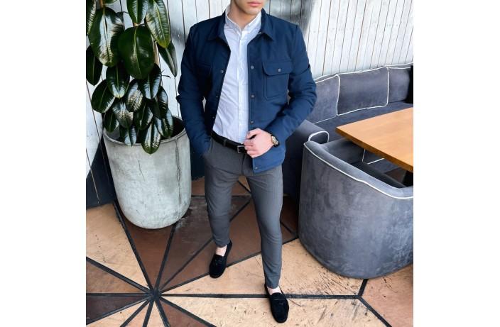 Мужская куртка IPO (синяя)