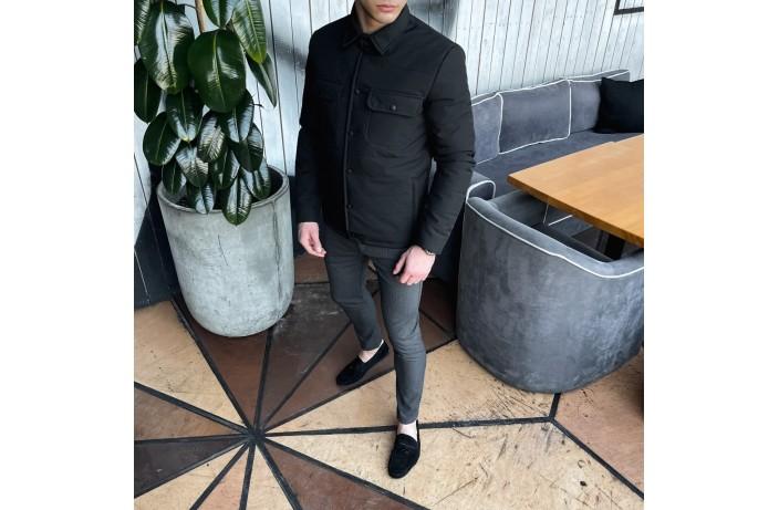Мужская куртка IPO (черная)
