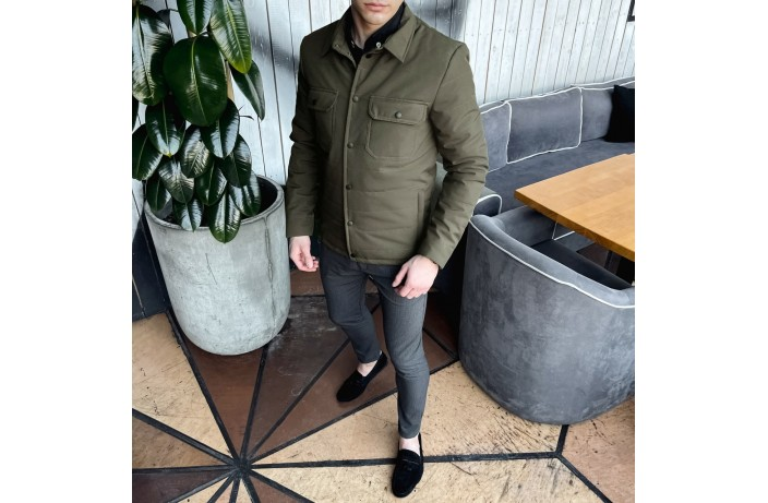 Мужская куртка IPO (хаки)