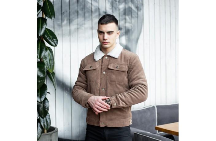 Мужская куртка Ranger (коричневая)