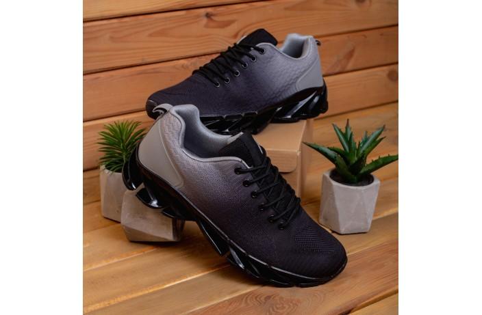 Мужские кроссовки Ривал Спайс (черно-антрацит)