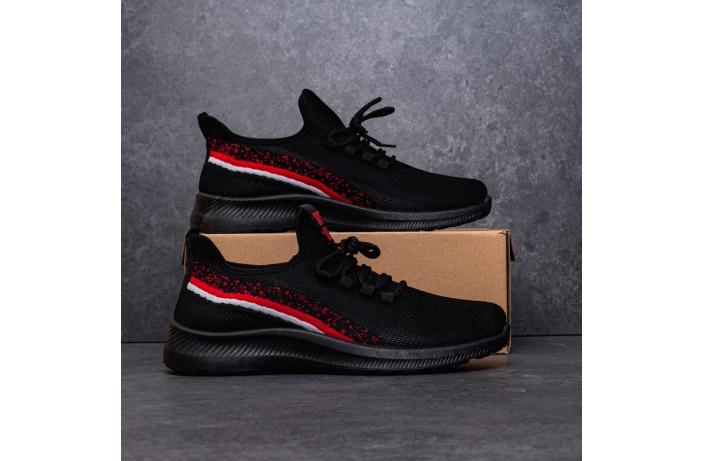 Мужские кроссовки Янг Каир (черные)