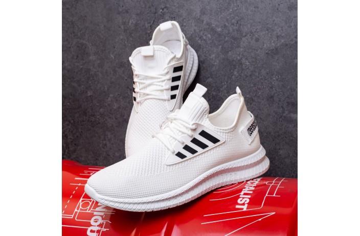Мужские кроссовки Вонекс Кватро (белые)