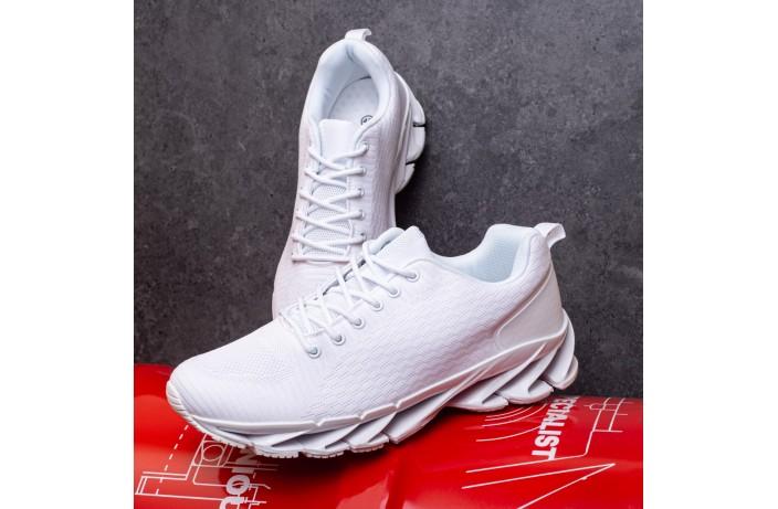 Мужские кроссовки Ривал Спайс (белые)